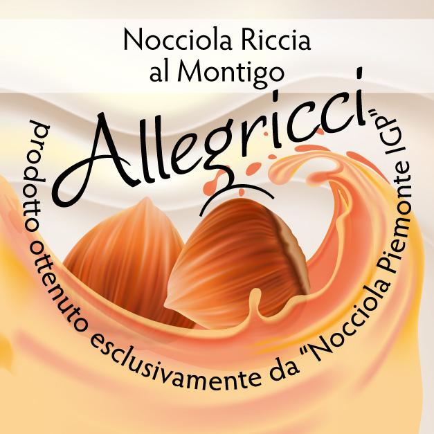 Allegricci Nocciola Riccia al Rum Montigo